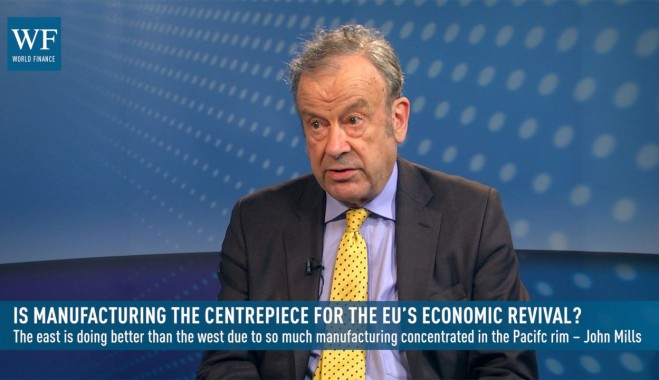 Is manufacturing the centrepiece for EU economic revival ...