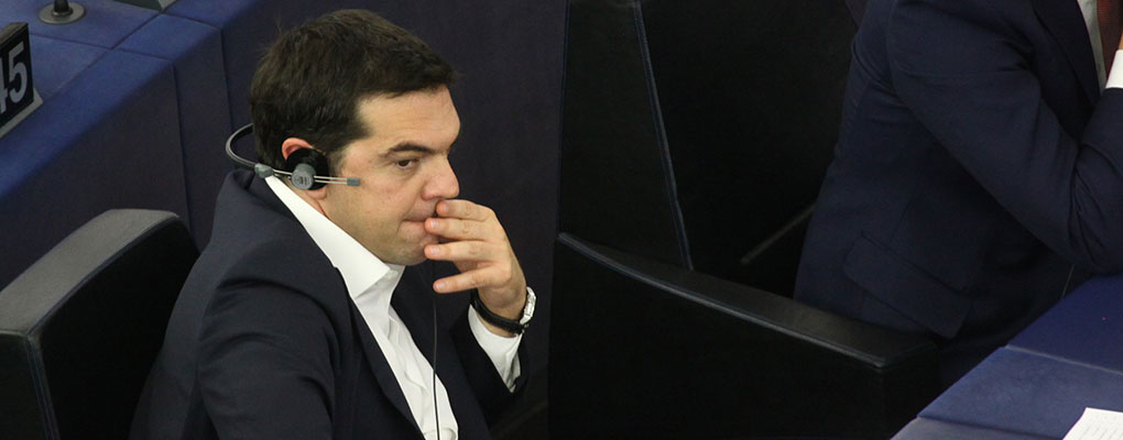 Alexis Tsipras, Prime Minister of Greece, is facing mounting pressure over plans Syriza has for economic reforms. The party's original supporters question whether it has compromised too much in its quest to obtain a bailout