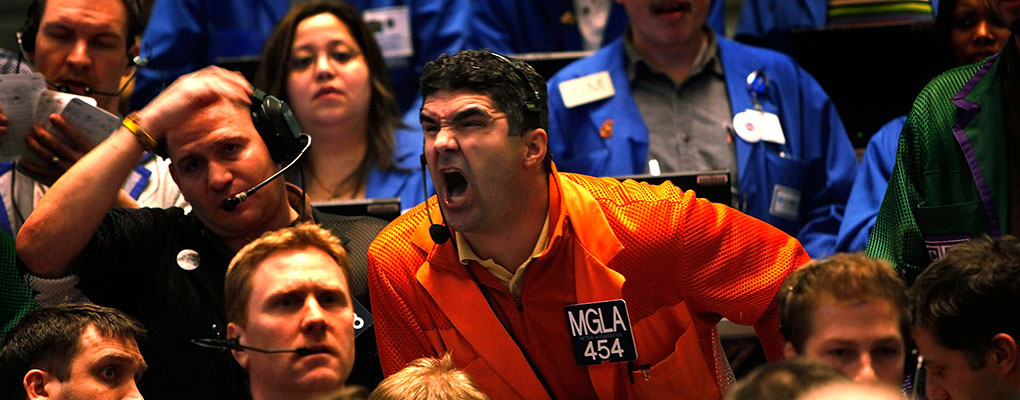 After 167 Years Chicago Futures Pit Rings Its Last Bell World