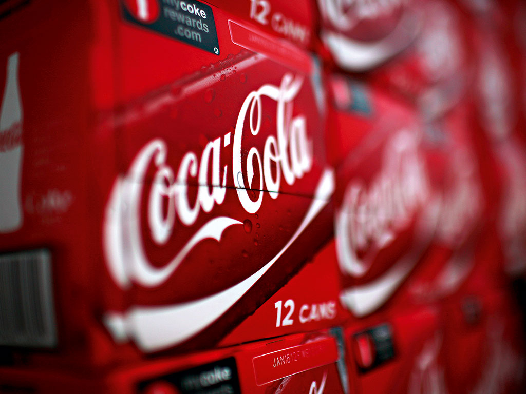 coke behind the image essay