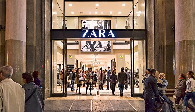 Biggest Fashion Retailers