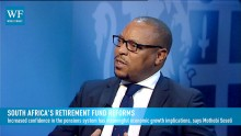 Broadening participation and reducing the burden on the state are key to South Africa's retirement reforms, says Argon Asset Management's Mothobi Seseli