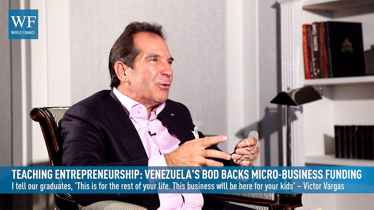 Teaching Entrepreneurship Venezuela S Bod Backs Micro