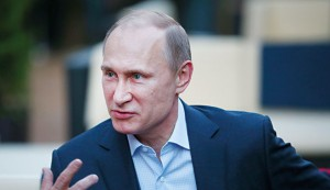 Russian President Vladimir Putin. A series of legal defeats pose a serious threat to the country's international standing, its financial health and its president