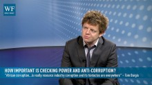 World Finance speaks with Tom Burgis author of The Looting Machine: Warlords, Oligarchs, Corporations, Smugglers, and the Theft of Africa's Wealth on the who's who of corrupt Africa