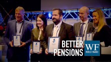 Highlights from the World Pension Summit 2015, including the winner of the World Pension Summit Innovation Award 2015