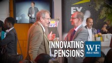 World Pension Summit 2015 delegates exchange new and unique ideas for the pensions sector