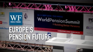 World Pension Summit 2015: What is the future of European pensions?