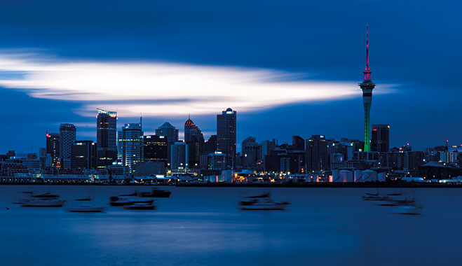 new zealand city life - photo #10
