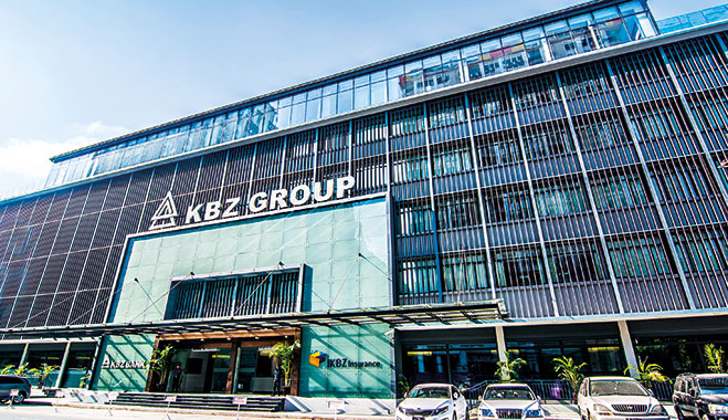 IKBZ's headquarters in Yangon. The organisation has done much to promote Myanmar's insurance sector