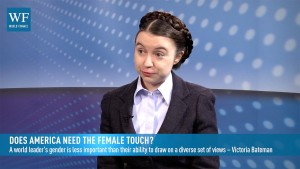 does-america-need-the-female-touch