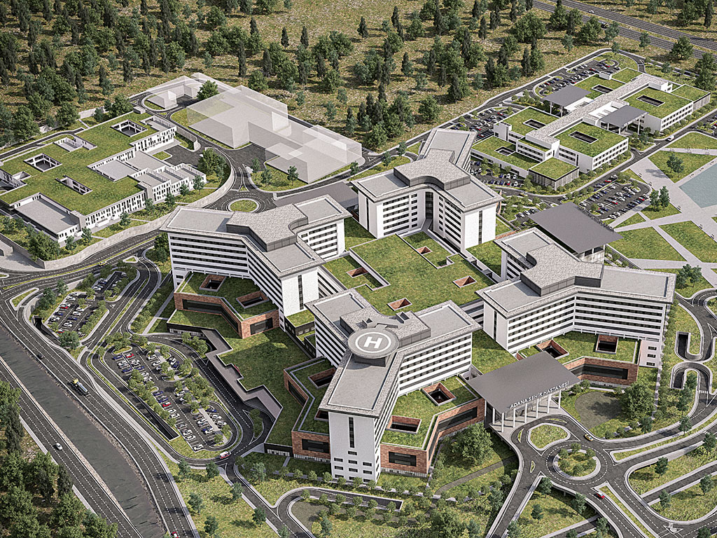 Adana-Integrated-healthcare-campus-