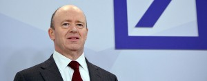 Deutsche Bank co-CEO, John Cryan, has criticised the amount bankers get paid - and questioned whether large sums of money actually motivate them