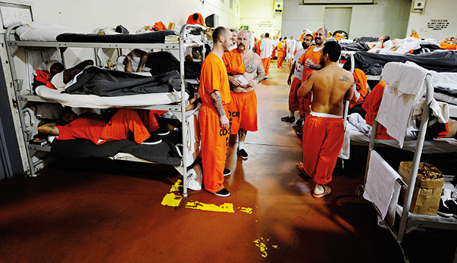 What does it mean to be incarcerated