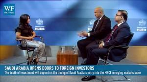 Saudi Arabia opens doors to foreign investors