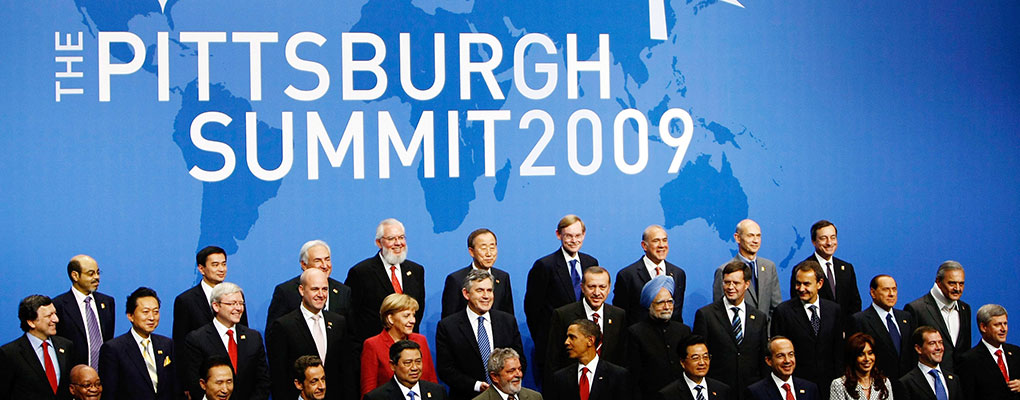 They came, they saw, they failed: world leaders at the G20 summit in Pittsburgh, who broke their promise of phasing out unnecessary government-given support for fossil fuels
