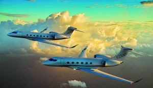 Gulfstream Aerospace leads the business aviation market, offering the most advanced business aircraft in the world