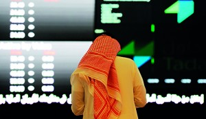 The Saudi Stock Exchange, Riyadh. Investors have been drawn to the region as a result of a burgeoning wealth management sector and growing investment opportunities