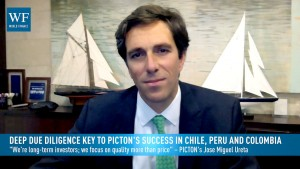 Deep due diligence key to PICTON's success in Chile, Peru and Colombia
