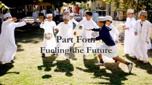 Fueling the future. As Oman's middle class grows the demand for gas and electricity will only increase