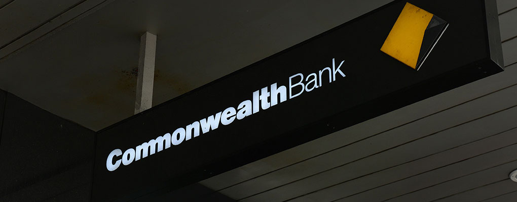A branch of Commonwealth Bank. The bank's life insurance arm, CommInsure, has been accused of mistreating claimants