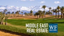 Ahmad Kasem of United Real Estate Company says Middle Eastern governments have pushed to remove all barriers to overseas real estate investors