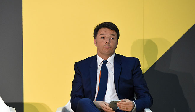 "Italian Prime Minister Matteo Renzi named the €5bn rescue fund a ""last resort"" bailout scheme"