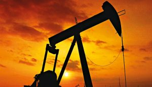 A crude oil pumpjack. As the fossil fuel industry continues its operations with a business-as-usual outlook, some fear that that shareholders are being misled about the future of the sector