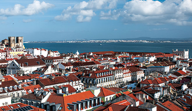 Portugal's property market is currently booming, and an innovative new visa programme means that investment is flooding in from overseas