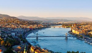 Budapest, Hungary. The Hungarian banking sector has undergone overwhelming changes and is now attracting more foreign investment