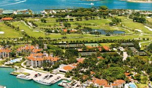 Fisher Island Club, Miami. The state has become a hub for a variety of investment