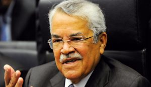 Ali al-Naimi was Saudi Arabia's Oil Minister for nearly 21 years. After rising through the ranks at Saudi Aramco, he became the kingdom's Minister of Petroleum and Mineral Resources in 1995