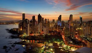 Panama City was at the  centre of the Panama Papers data scandal involving law firm Mossack Fonseca