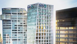 SURA Investment Management's main headquarters in Mexico