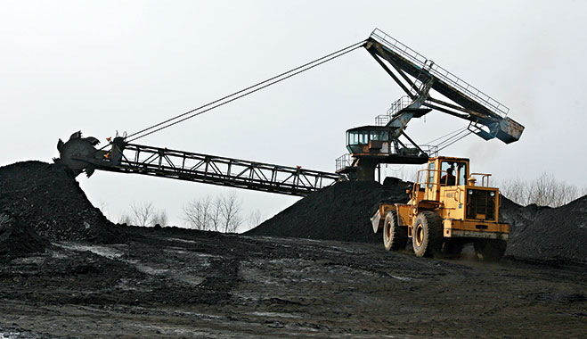 Coal is still China's dominant and most important energy source