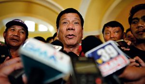The Philippines' new president,  Rodrigo Duterte, aims to  continue the country's progress in economic reform
