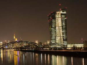 The European Central Bank, Germany. European banks' abilities to deal with a crisis scenario have been tested by the European Banking Authority's latest stress test
