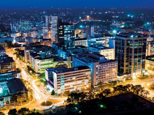 Nairobi, Kenya. Underinsurance is a problem in Kenya, but Britam Life Assurance is working hard to address it