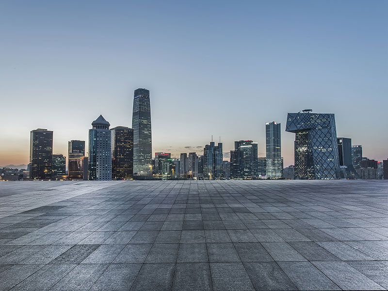 Beijing, China. The Chinese economy grew at a rate of 6.7 percent in Q3 2016, marking a better-than-expected performance