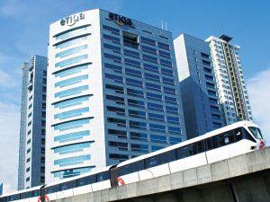 Etiqa's headquarters in Kuala Lumpur, Malaysia