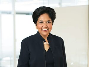 Indra Nooyi first joined PepsiCo in 1994