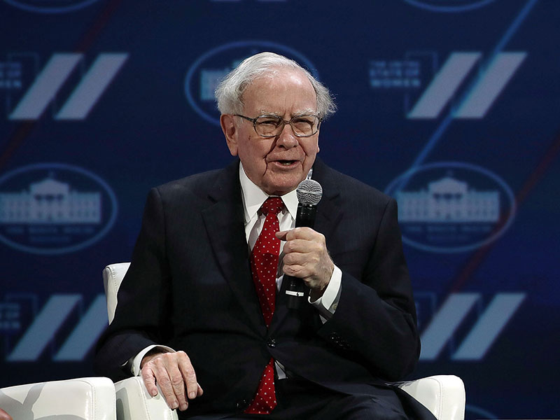 Warren Buffett's holding company, Berkshire Hathaway, has invested $1.2bn in four US airlines
