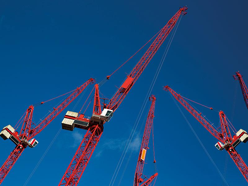 Growing infrastructure: the international agenda