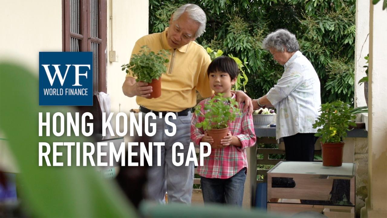 HSBC Retirement Monitor helps bridge Hong Kong's protection gap