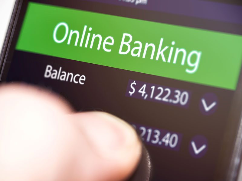 history of mobile banking in the world