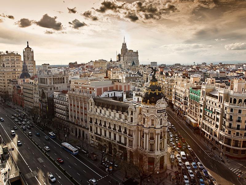 Spanish inflation reaches three-year high