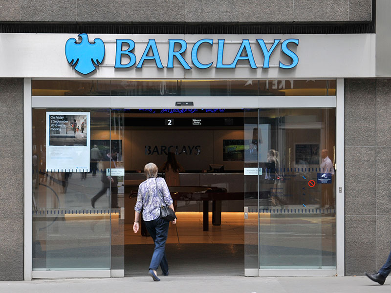 Barclays Bank's pre-tax profits for 2016 have almost trebled from the year before, reaching £3.2bn ($3.99bn). The banking group has recently undergone a major restructure