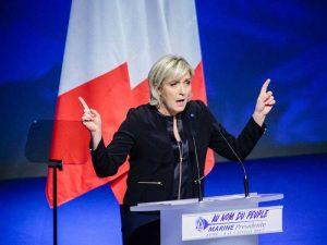 Le Pen plans eurozone exit