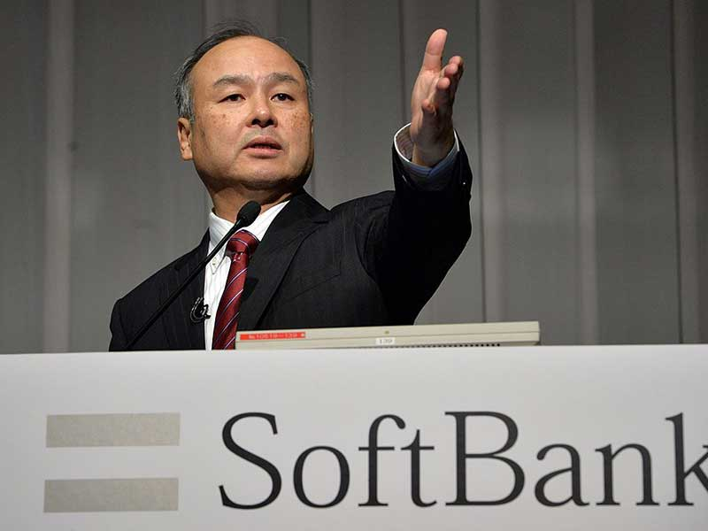 SoftBank strengthens with Fortress acquisition