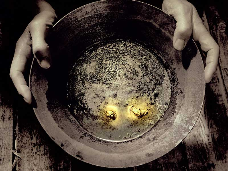 Political uncertainty sparks 21st century gold rush